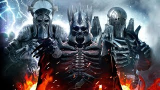 The Witcher 3: Wild Hunt - Kill Eredin (On Thin Ice) Final Boss Fight Walkthrough Gameplay