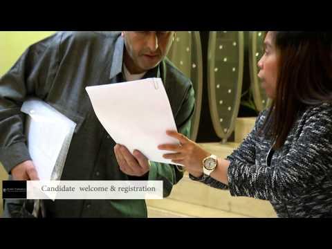 Jerry Varghese Recruitment Workshop in Jordan