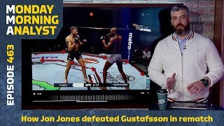 Breakdown: Jon Jones vs. Alexander Gustafsson 2 | Monday Morning Analyst #463