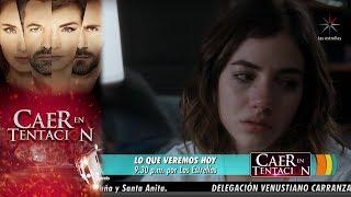 Caer en Tentación | Avance 22 de noviembre | Hoy - Televisa