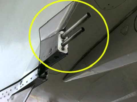 Five Chemtrails From 4 Engine Boeing 747 Jet