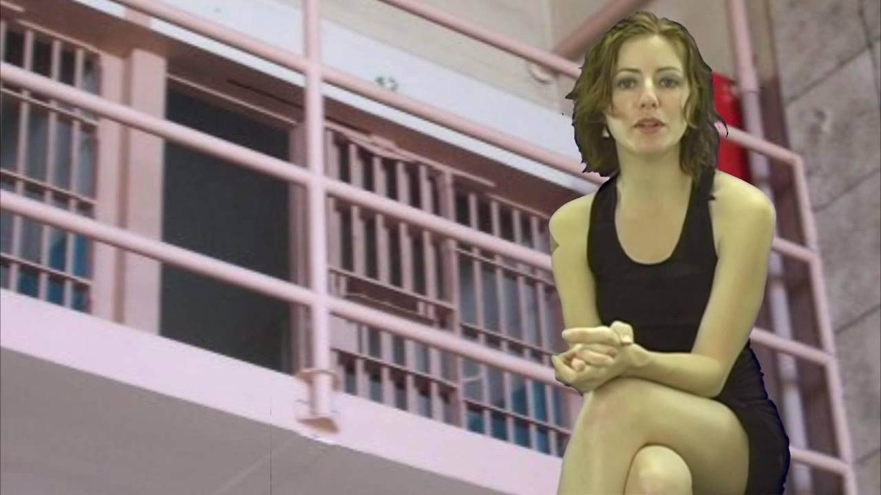 Alcatraz Prison Island The Rock Part 1 Hot Facts Girl