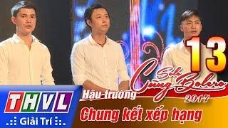 THVL | Thiên Bảo, Mạnh Nguyên, Nguyên Trung tập luyện cho chung kết xếp hạng Solo cùng Bolero 2017 thumbnail