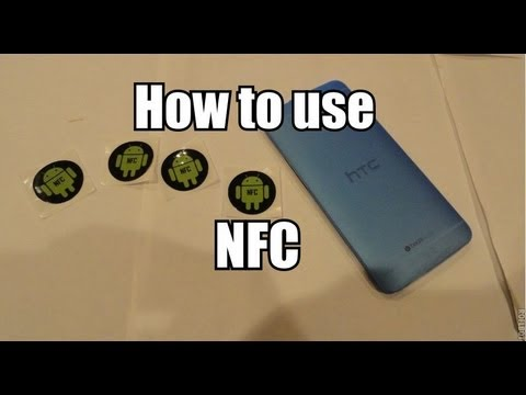 How To Set Up NFC Tags