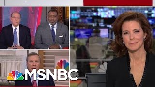President Donald Trump Foreign Info Comments Fuel New Calls For Impeachment | Velshi & Ruhle | MSNBC