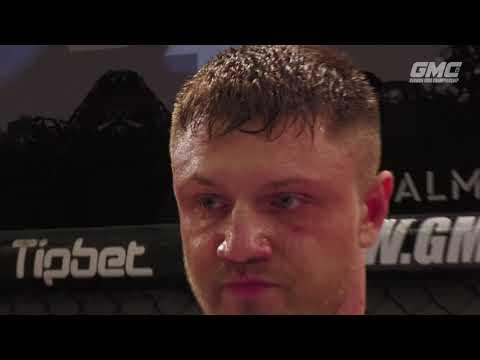 GMC 25   Michael Smolik 1. MMA Kampf Highlights