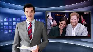 The Royal Birth (News Presenter) - Jaymie Knight