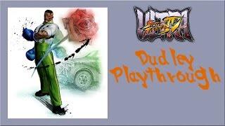 Ultra Street Fighter IV - Dudley Arcade Mode Playthrough