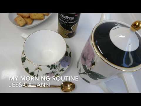 Lavazza Morning Routine Jessica Jann