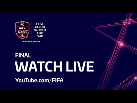 FIFA eClub World Cup™ - Final