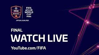 FIFA eClub World Cup™ - Final