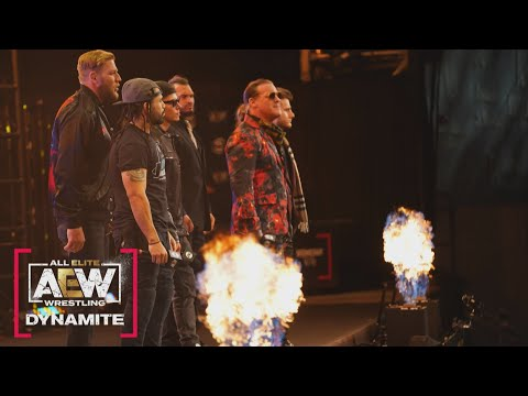 Will the Inner Circle Operate as One Unit After the Ultimatum? | AEW Dynamite, 12/9/20