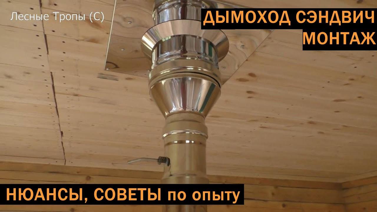 коаксиальные дымоходы москва