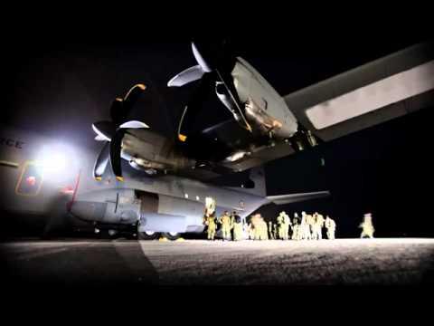Norges terror i Libya