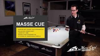 Billiards Tutorial: How to do the Machine Gun Masse!