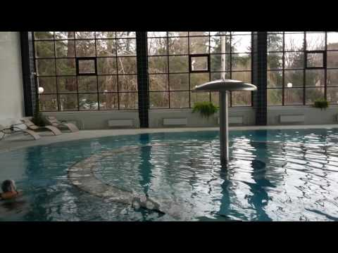 20170105 January 2017, Swimming pool of Belarus spa health resort, Sochi