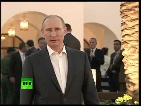 Путин об участии Ирана в мирном урегулировании в Сирии