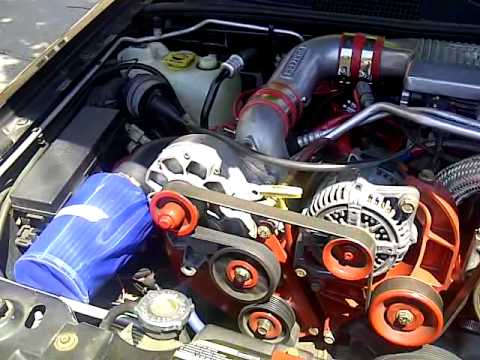 1998 Jeep Grand Cherokee 5 9l Supercharged Youtube