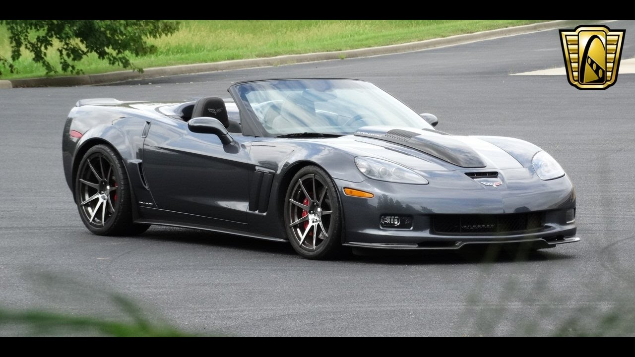 2012 Callaway Corvette For Sale At Gateway Classic Cars STL