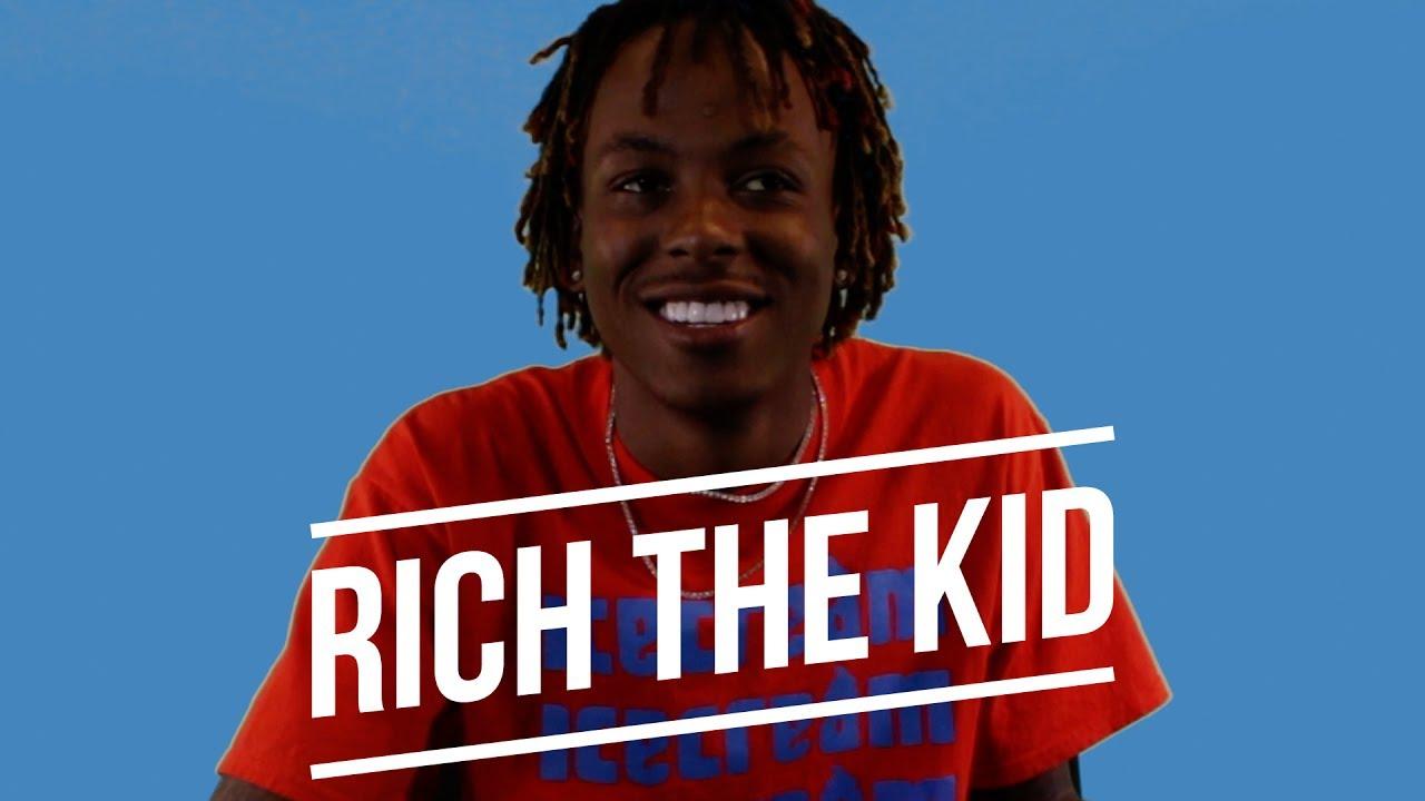 Rich the Kid Talks