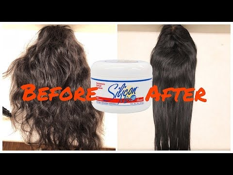 Silicon Mix: How to Bring your WeaveWig Back to Life ft HairViVi  How to repair Damaged Bundles