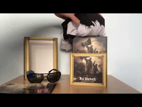 Kc Rebell Rebellution Hayvan Box ( Unboxing )