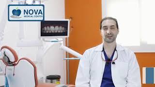دكتور باسل القطان طبيب اسنان عام \ ماجستير جراحة لثة