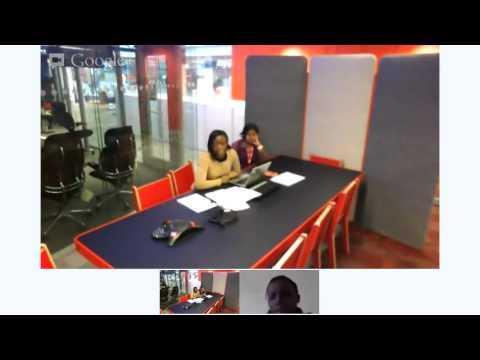 African Women in Tech chat