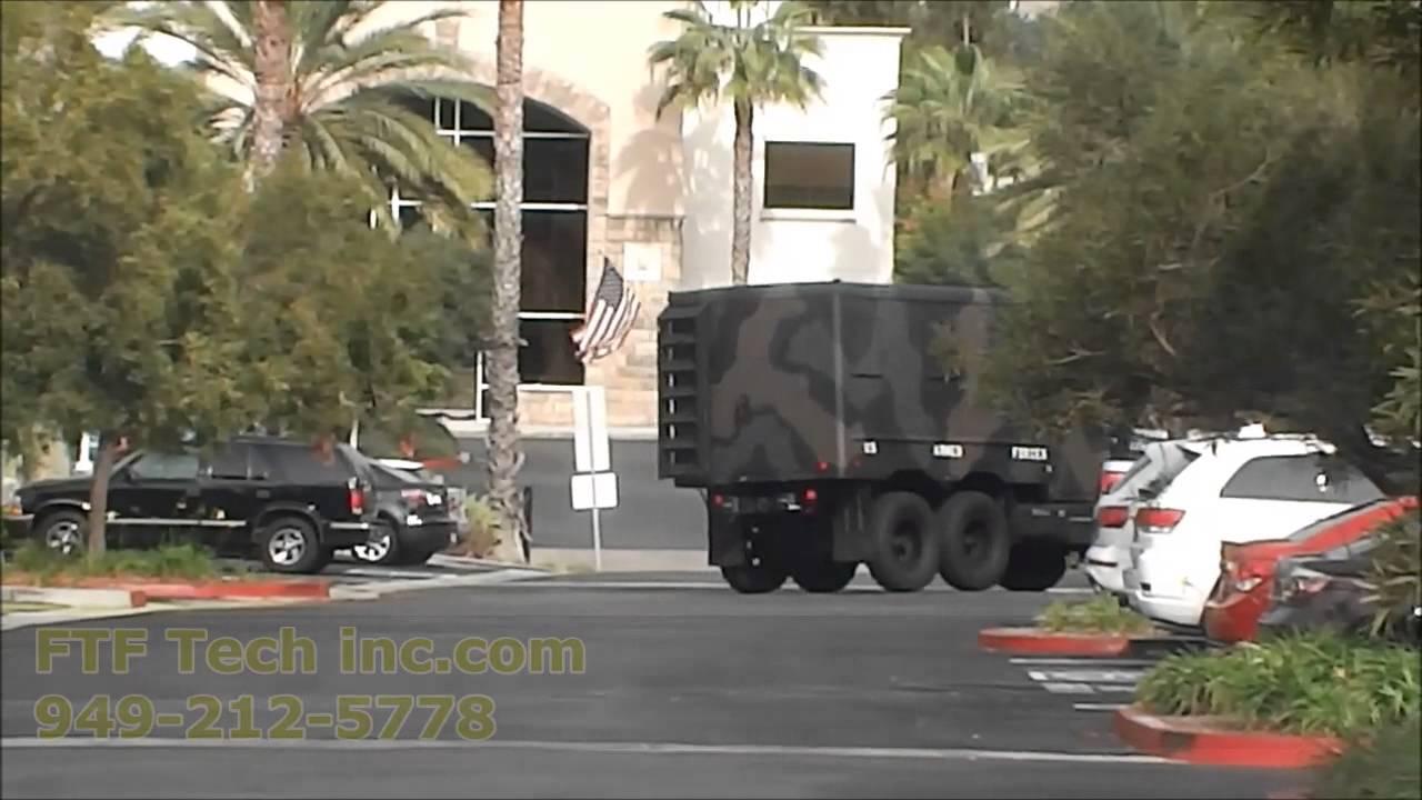 1967 2014 m109a2 m35a2 military 6x6 multifuel rv camper cargo truck restored by ftf tech inc mredepo youtube