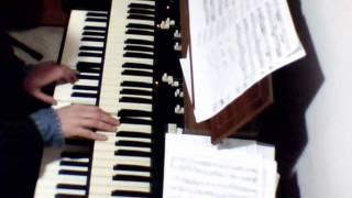 """""""Gib dich zufrieden und sei stille"""" 2 preludi per organo"""