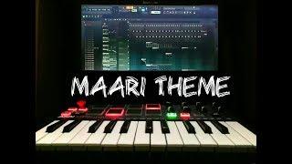 Maari Swag Theme  | Saraavan | Dhanush | Anirudh