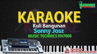 Karaoke Sonny Josz Kuli Bangunan KN7000 Jawa Cur Sari Tanpa Vocal HD Quality