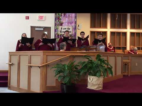 A Grateful Heart (Psalm 111). TUNE: ROCKINGHAM.  -by Edward Miller: Words by David Gambrell