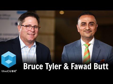 Bruce Tyler, IBM & Fawad Butt | IBM CDO Strategy Summit 2017
