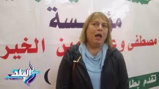 مدير إدارة مشروعات 'ليلة القدر': توزيع 2000 بطانية لأهالى حى الأسمرات.. فيديو