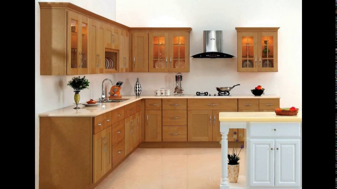 Simple kitchen designs bangalore - YouTube