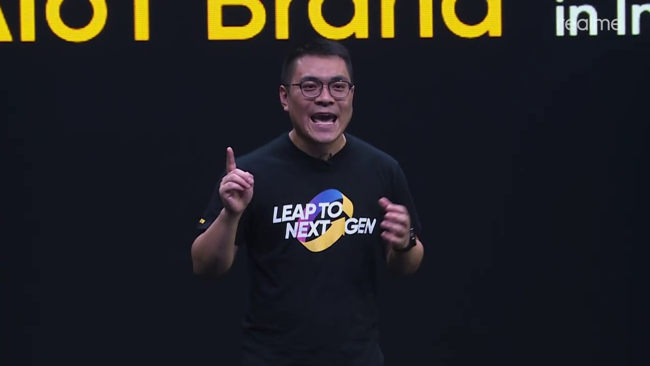 realme narzo 20 Series & AIoT Launch Event