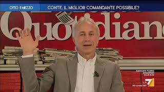 """Coronavirus, Marco Travaglio: """"le Critiche Pretestuose Al Governo Di Alcuni Sono Cialtronaggine"""""""