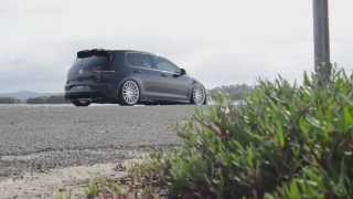 VW Golf R MK7 - Vossen, IPE, Bagged