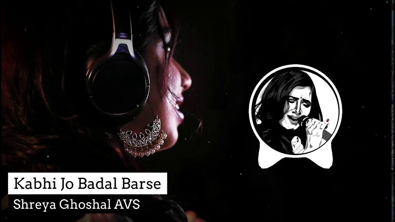 Kabhi Jo Baadal Barse (Bass Boost) | Jackpot | Shreya Ghoshal | AVS