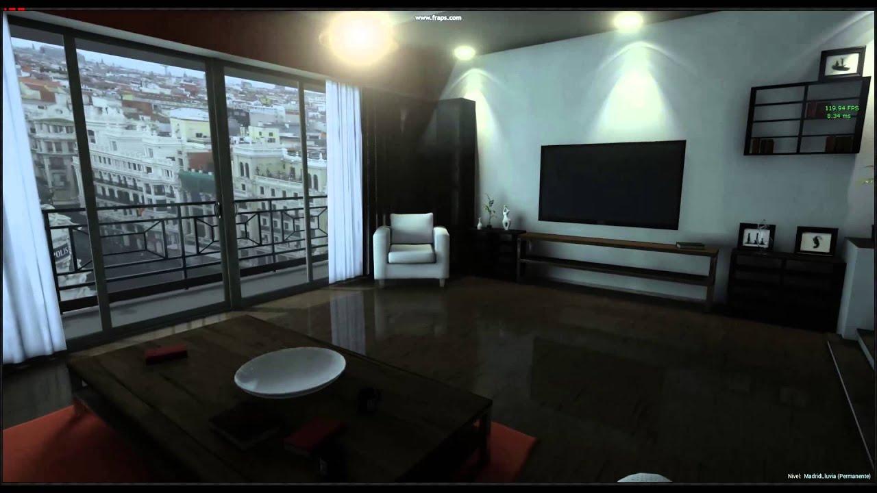 I 4 Home Design Part - 41: Unreal Engine 4 Interior Design