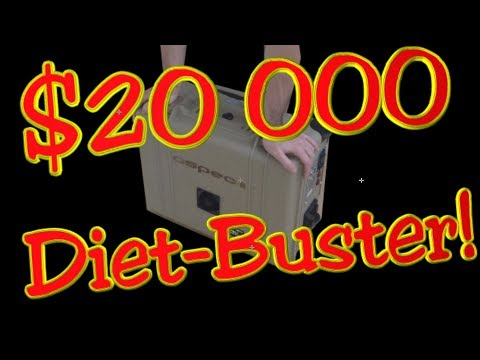 $20 000 suitcase to bust fake diets!