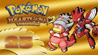 let s play pokemon heartgold part 25 evolution party