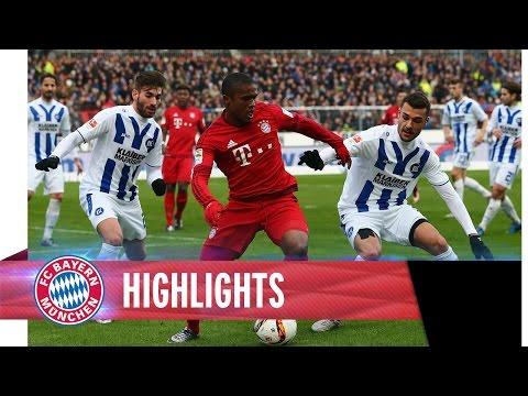 Highlights Karlsruher SC 2 - 1 FC Bayern