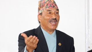 Kamal Thapa talks about Hindu Nation in a press meet | Daily Exclusive News ( Media Np TV)