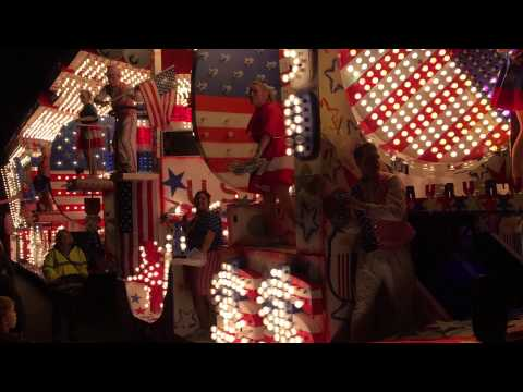 Lime Kiln CC - USA Wells Carnival 2014