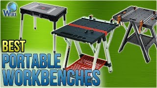 9 Best Portable Workbenches 2018