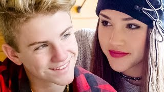 Download MattyBRaps - Right In Front Of You Mp3 and Videos