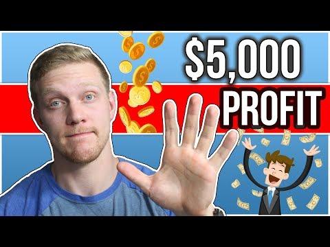 Make $5000 Profit With ONE Item Manual Ebay Dropshipping 2020 thumbnail