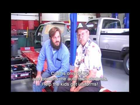 Mabank High School Auto Tech Car Show